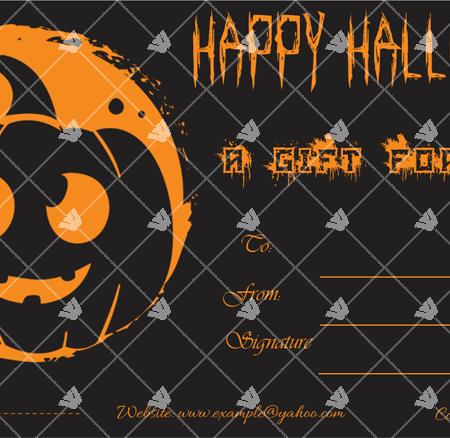 Halloween Sample