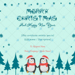 Christmas-Gift-Certificate-Template-Penguin-1881