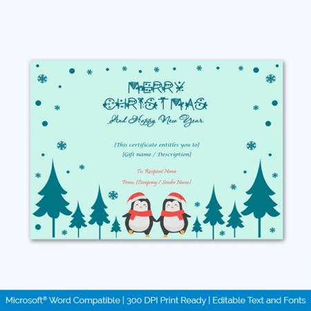 Christmas-Gift-Certificate-Template-Penguin-1881-2