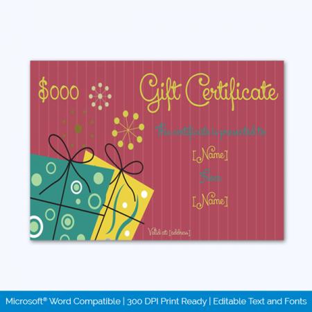 Gift-Certificate-Template-Dark-Pink-PR