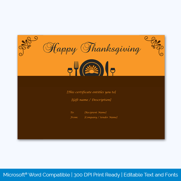 Thanksgiving-Gift-Certificate-Template-(Beautiful,-#5624)-PR