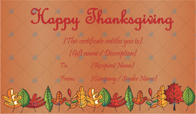 Thanksgiving-Gift-Certificate-Template-(Brown,-#5603)