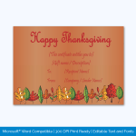 Thanksgiving-Gift-Certificate-Template-(Brown,-#5603)-pr