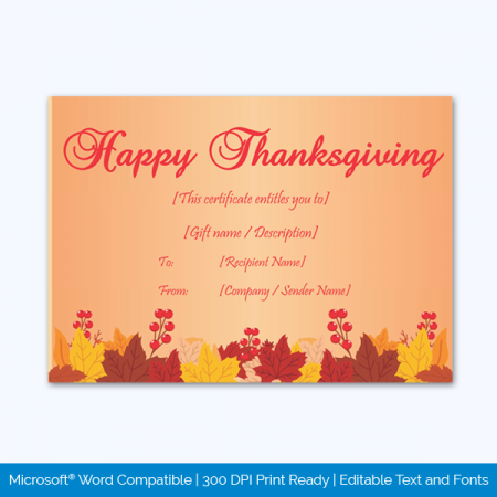 Thanksgiving-Gift-Certificate-Template-(Cherry,-#5609)-pr