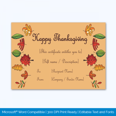 Thanksgiving-Gift-Certificate-Template-(Leaves,-#5602)-pr