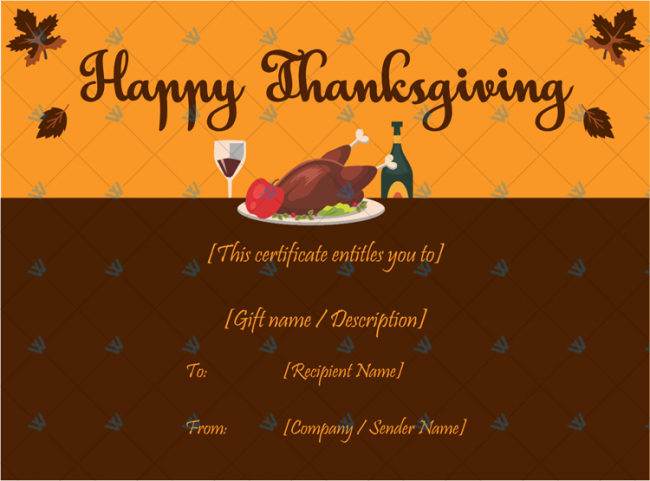 Thanksgiving-Gift-Certificate-Template-(Meal,-#5617)