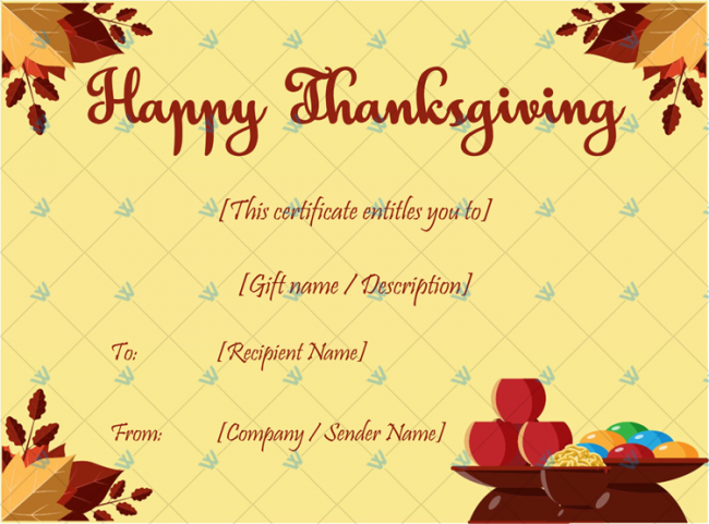Thanksgiving-Gift-Certificate-Template-(Skin,-#5619)