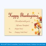 Thanksgiving-Gift-Certificate-Template-(Tree,-#5608)-pr