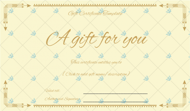 Formal-Gift-Certificate--Gold