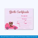 Birth-Certificate-Template-(Bear-Car)-pr