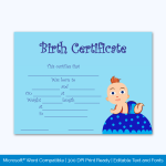 Birth-Certificate-Template-(Blue,-#4343)-Preview2
