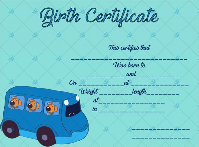 Birth-Certificate-Template-(Bus,-#4346)