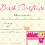 Birth-Certificate-Template-(Craddle,-#4355)
