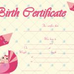 Birth-Certificate-Template-(Kites,-#4356)