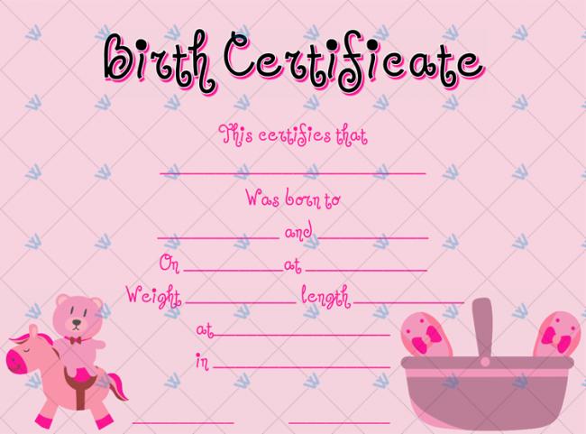 Birth-Certificate-Template-(Ponny,-#4358)