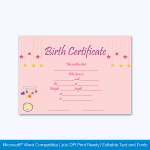 Birth-Certificate-Template-(Sleepy-Baby)-PR