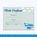 Birth-Certificate-Template-(Toys,-#4337)-Preview