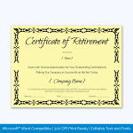 Certificate-of-Retirement-(#927)-Previw