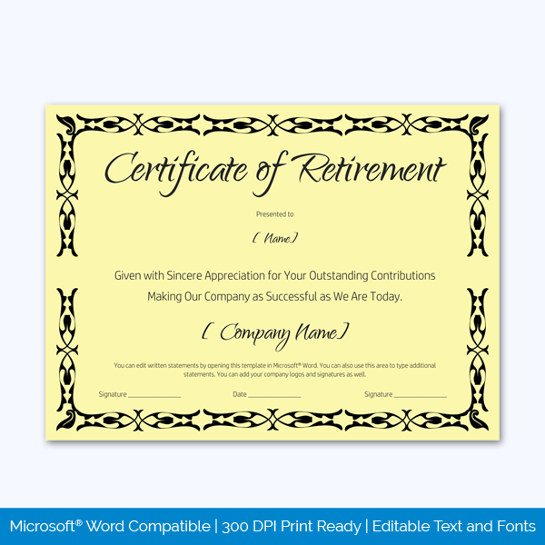 Funny Awards Certificates Templates Free