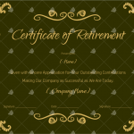 Certificate-of-Retirement—Green-Design-(#925)
