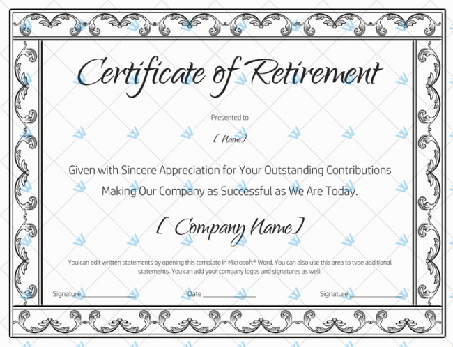 Certificate-of-Retirement-Template-(#928)