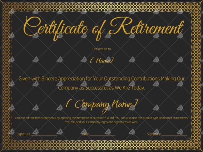 Certificate-of-Retirement-Template-(Black,-#929)