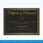 Certificate-of-Retirement-Template-(Black,-#929)-Preview