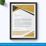 letterhead doc format