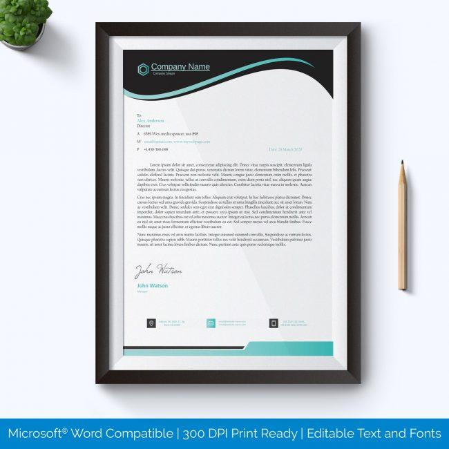 Printable Letterheads