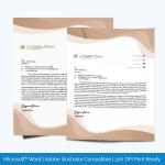 Letterhead Template Printable