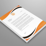 Letterhead Template Example