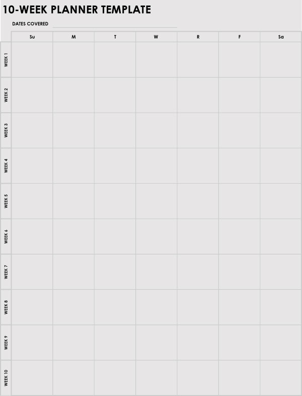 Activity log template 1