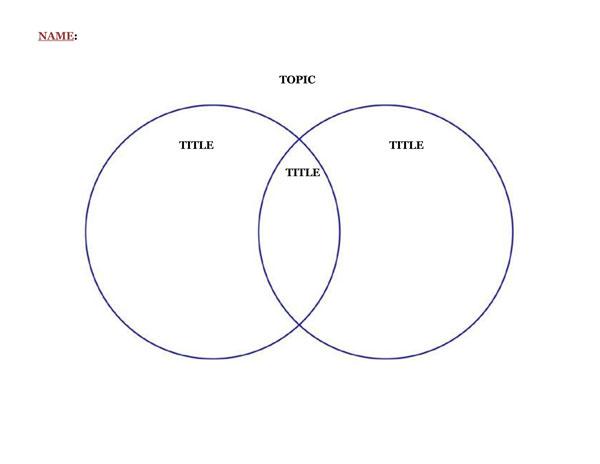 Venn Diagram Template 1.1