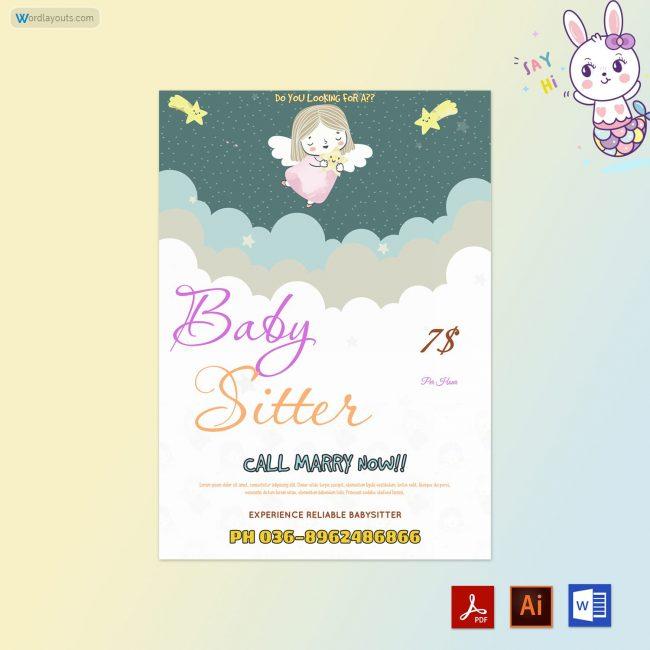 Baby-Sitter-Flyer-Fairy-Themed-PR