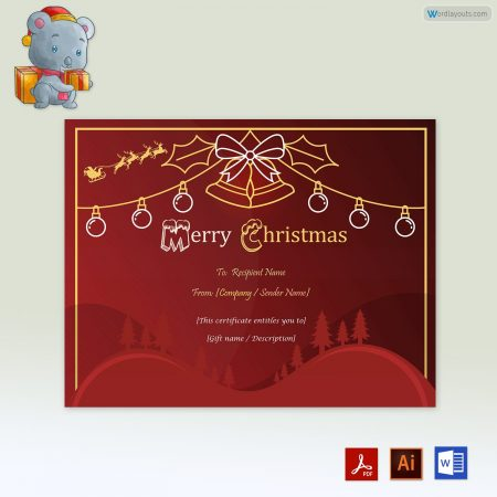 Christmas-Gift-Certificate-Yellow-Themed-PR
