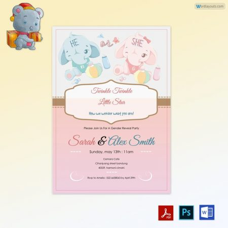 Gender-Reveal-Invitation-Sample