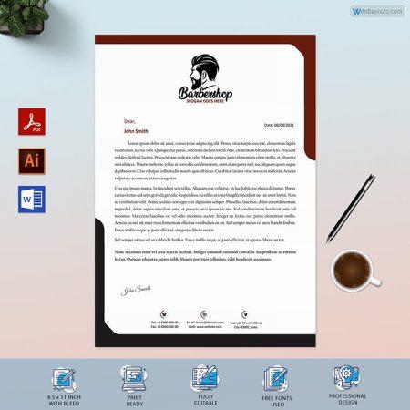 Editable Free Letterhead