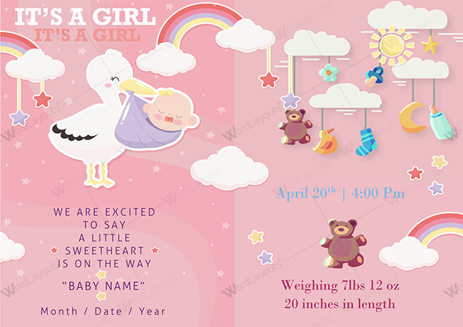 Baby Announcement 04