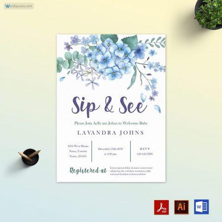 Sip & See 09