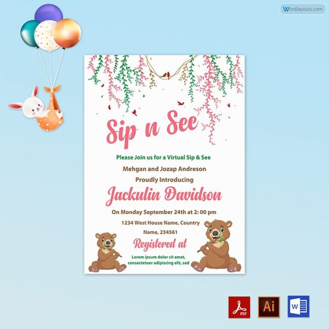 Sip and See 13