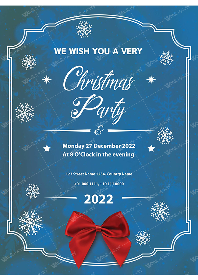 Christmas Party 01