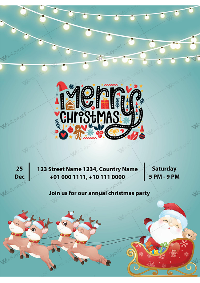Christmas Party 02