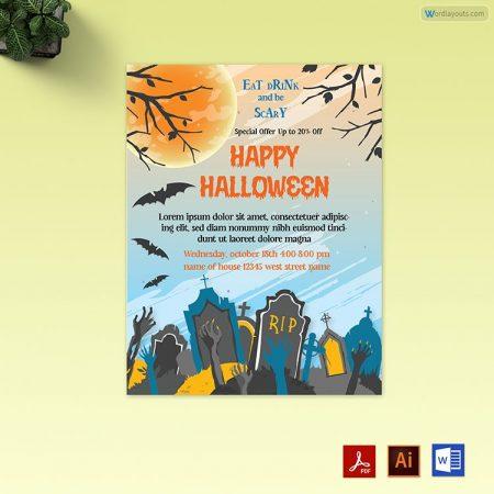 Halloween Flyer 01