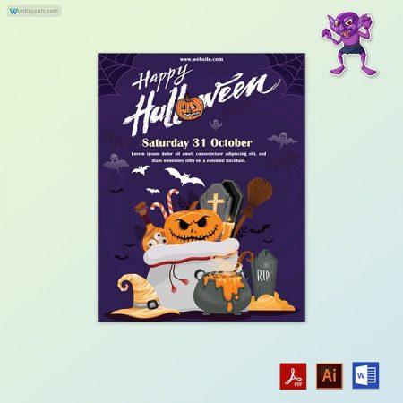 Halloween Flyer 06