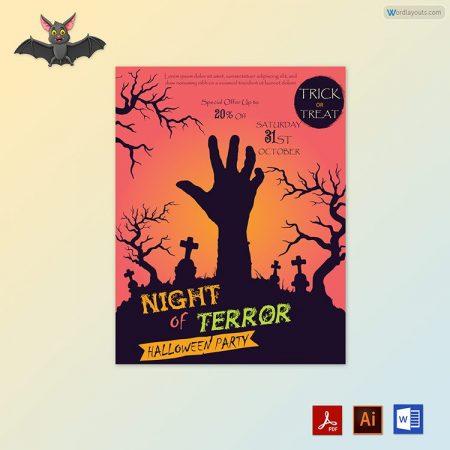 Halloween Flyer 10