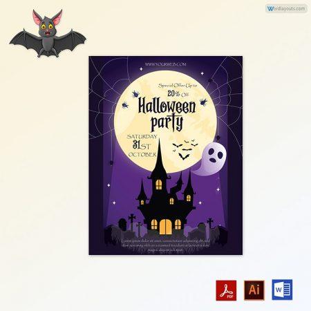 Halloween Flyer 09